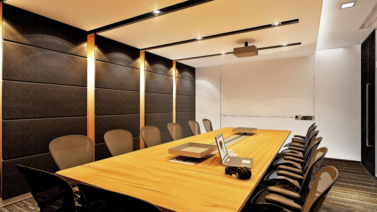 Pan United | Meeting Room | Ampersand