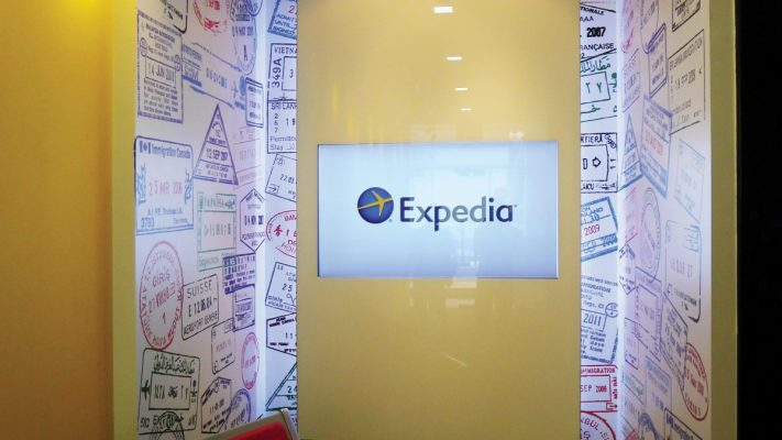 Expedia | Office Renovation Singapore | Ampersand