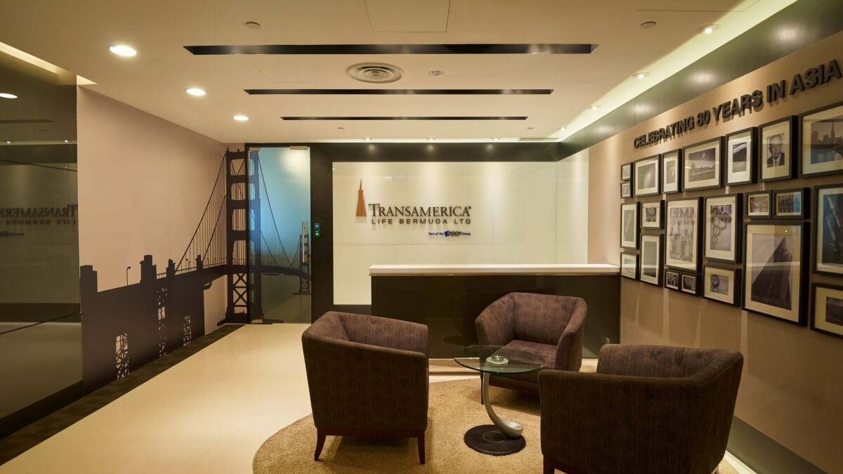 Transamerica | Office Renovation Singapore | Ampersand