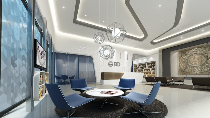 BD | Office Renovation Singapore | Ampersand
